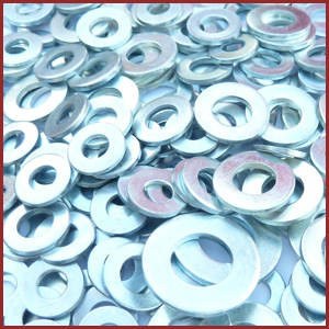 Alloy 20 Screws and Washers