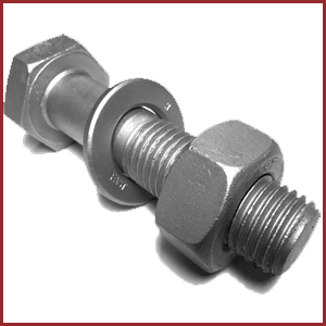 Alloy Steel nut bolts manufacturer suppliers exporter