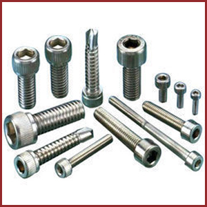 Inconel bolts and nut manufacturer exporter suppliers
